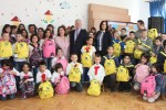 Crown Prince Alexander and Crown Princess Katherine visit Kraljevo