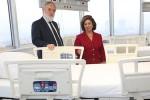 Crown Princess Katherine donates modern hospital beds to Clinical Hospital Center Dragisa Misovic