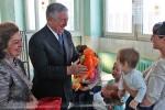 Crown Prince and Crown Princess visit Pozarevac
