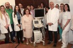 CROWN PRINCESS KATHERINE FOUNDATION DELIVERS ULTRASOUND MACHINE WORTH EUROS 37,000 TO CHILDREN'S HOSPITAL IN TIRSOVA
