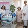 "NEW DELIVERY TABLE FOR THE ""NARODNI FRONT"" CLINIC – CROWN PRINCESS KATHERINE AND LIFELINE CANADA'S DONATION ON THE OCCASION OF PRINCE STEFAN'S BIRTH"